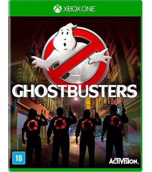 Ghostbusters Xbox One Mídia Física Novo Rj (em Inglês)