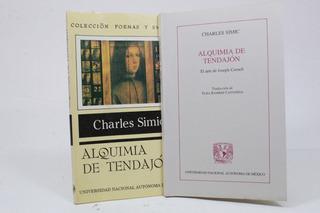 Alquimia De Tendajón Charles Simic K3s