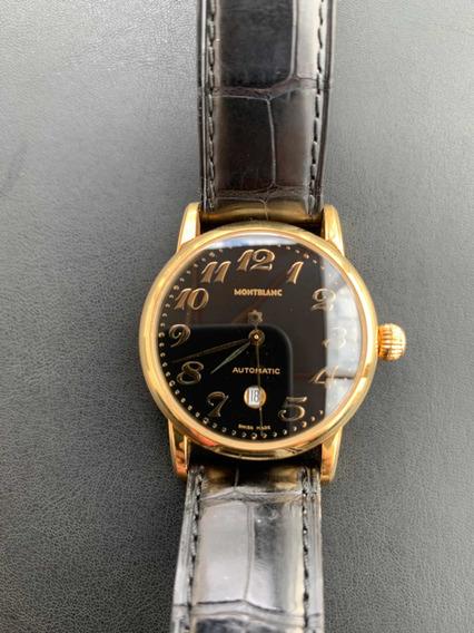 Relógio Montblanc Star Gold 7009