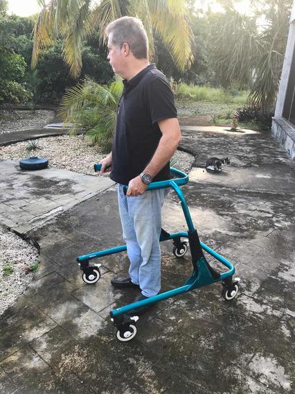 Andadera / Caminadora Ortopédica Para Adulto Mca. Trekker