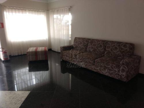 Imagem 1 de 30 de Apartamento Com 3 Dormitórios À Venda, 110 M² Por R$ 560.000,00 - Vila Valparaíso - Santo André/sp - Ap10371