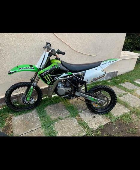 Kawasaki 85cc