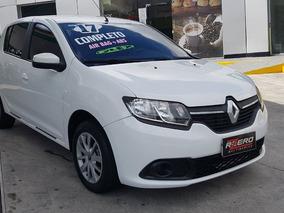 Renault Sandero 2017 Expression Completo 28.000 Km 1.0 Flex