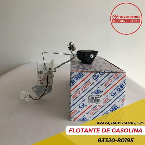 Flotante De Gasolina Corolla Sky Araya Baby Camy 90-98