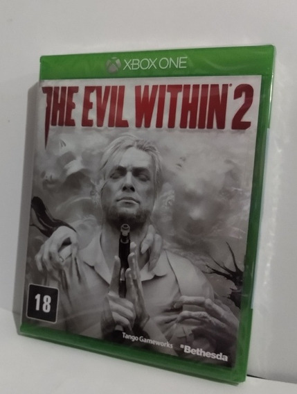 The Evil Within 2 Xbox One Mídia Física Lacrado