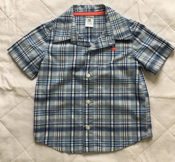 Camisa Infantil Carter
