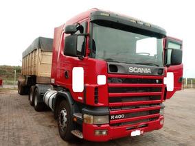 Scania R 400 6x2 ($124990,000 Somente A Vista ) Motor Feito