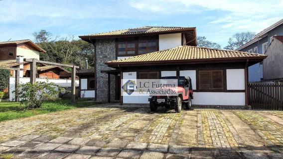 Casa Com 4 Dormitórios À Venda, 248 M² - Paysage Clair - Vargem Grande Paulista/sp - Ca0036