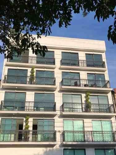 Departamento En Renta San Pedro Iztacalco, Iztacalco