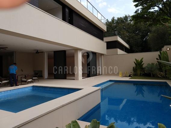 Jardim Paulistano: Alugo Casa Em Condominio - Cf32887