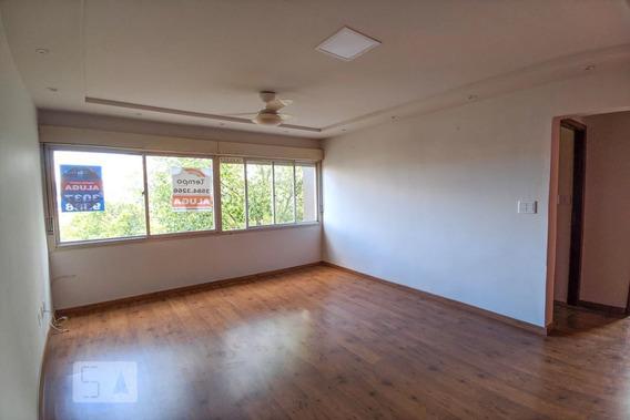 Apartamento No 3º Andar Com 2 Dormitórios - Id: 892950959 - 250959
