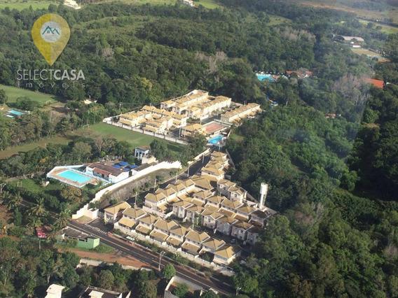 Excelente Casa No Condomínio Aldeia Manguinhos 3 Quartos - Ca0128