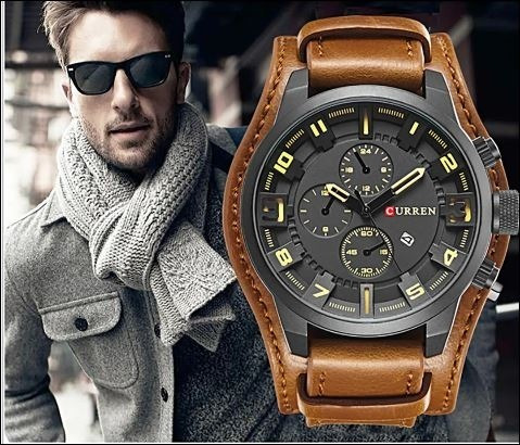 Relógio Masculino Na Promoção