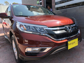 Honda Cr-v 1.5 Color Vino/café Turbo Plus Aut. 2016 Hangar