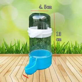 240ml Pássaro Água Feeder Grande Capacidade Pet Feeder E