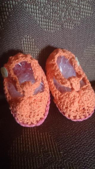 Escarpines Para Bebes Personalizados!