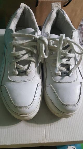 Zapatillas De Cuero 47street