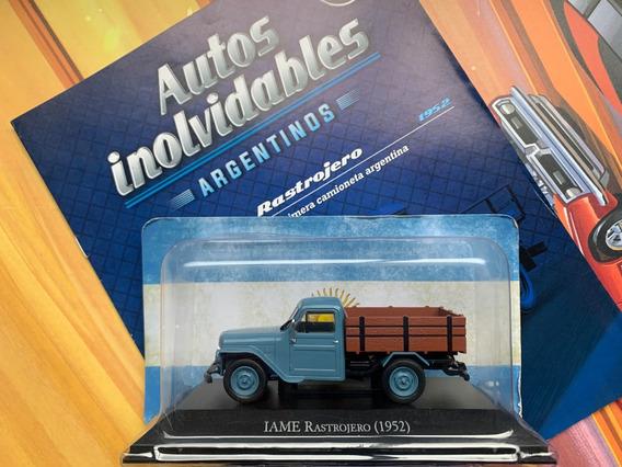 Iame Rastrojero Pickup Miniatura Argentina 1/43 No F100