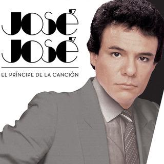 Jose Jose - El Principe De La Cancion - 2 Discos Cd