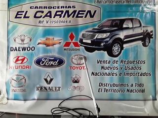 Antena Para Toyota Autana, Meru Nueva.
