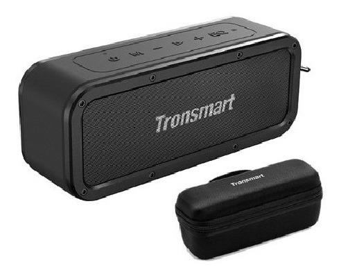 Caixa De Som Tronsmart Element Force 40w Bluetooth Ipx7+case