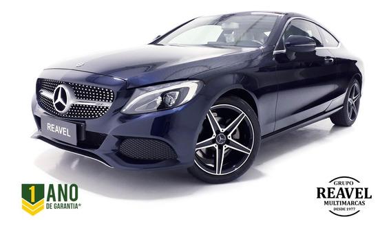 Mercedes-benz C 180 Coupé | 2017-2018 | 1.6 Gci Gasolina