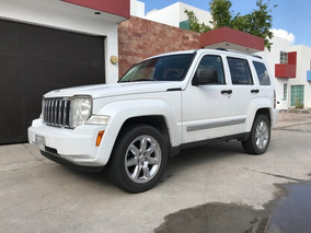 Jeep Liberty Limited Piel 4x2