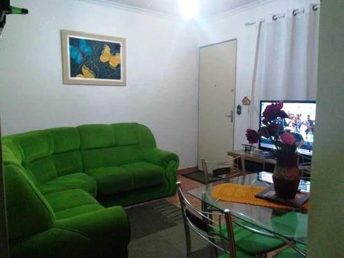 Imagem 1 de 19 de Apartamento  - Serraria - Diadema/sp - Ap5768
