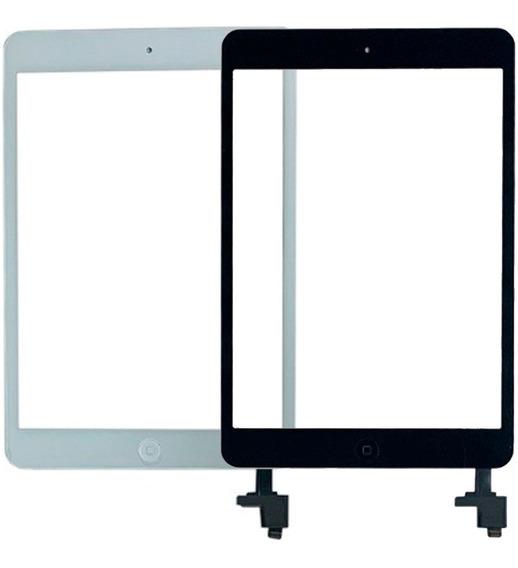 Tela Vidro Touch Screen iPad Mini 2 A1432 A1454 + Adesivo