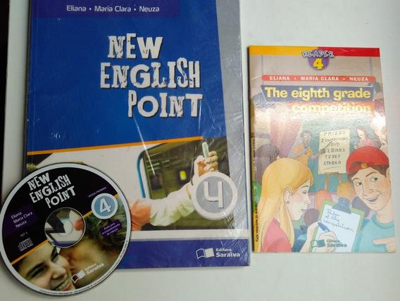New English Point 4 Ed 10 - Eliana, Maria Clara E Neuza