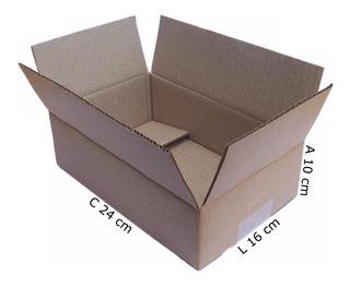 Caixa Papelão Correio Sedex Pac 24x16x10 Maleta Com 100 Unid