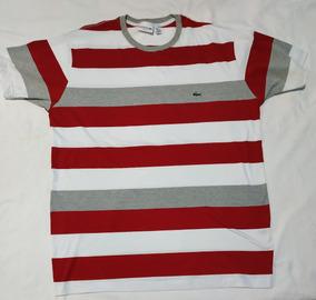 fb5029b5aa2 Camisa Masculina Lacoste Listrada Oakley