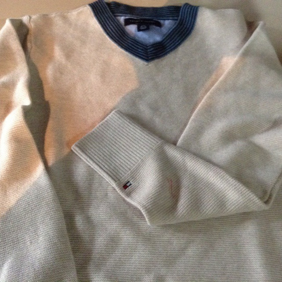 Sweater Tommy Hilfiger Niño Talle S (6-7)