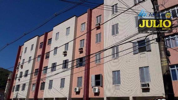 Apartamento Residencial À Venda, Boqueirão, Praia Grande. - Ap0817