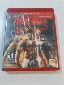 Tekken 6 Ps3 Midia Fisica