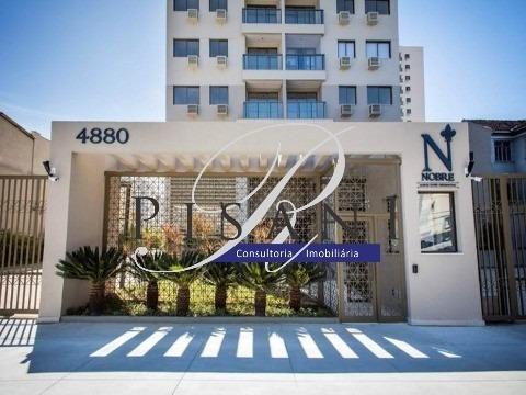 Imagem 1 de 23 de Apto 2 Quartos(suite), Lazer Completo, Coladinho Ao Norte Shopping - Ap01782 - 32108426