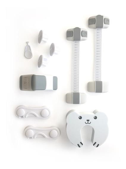 Pack De Seguridad Para Cajones Y Puertas - Baby Innovation