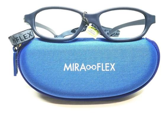 Miraflex Nicky 50 Flexible Anteojo Niño Niña Adulto Original