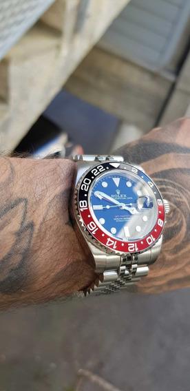Relógio Master Gmt