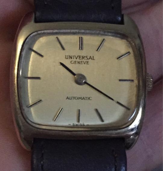 Relógio Suíço Automático Universal Geneve 26/28mm