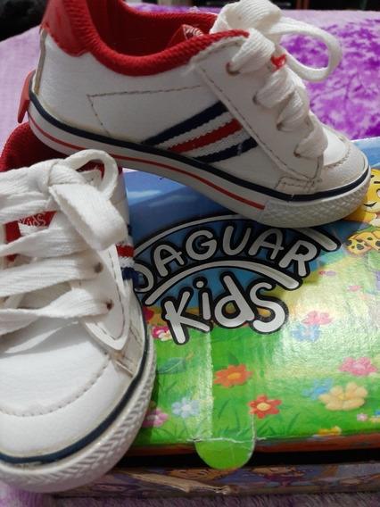 Zapatilla Jaguar Kids N°20