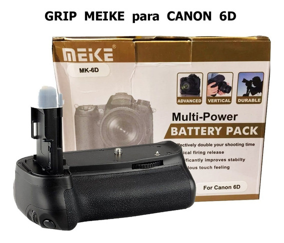 Grip Meike Para Canon 6d