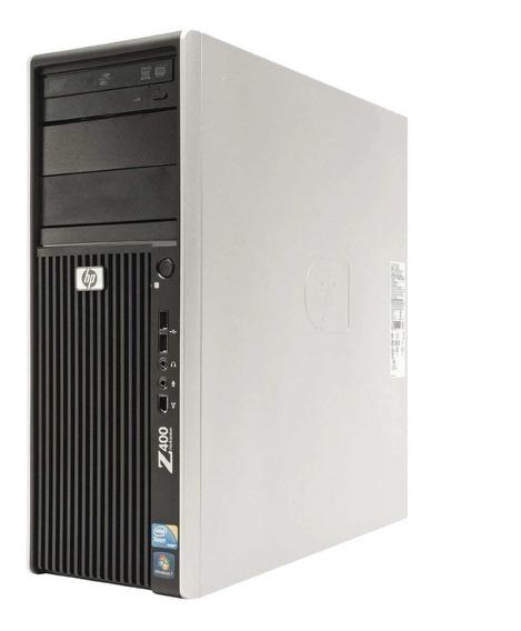 Workstation Hp Z400 Xeon /32gb/ Hd 500/ Nvidia Quadro 4000