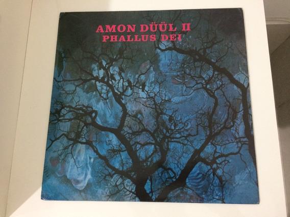 Lp Amon Duul Ii - Phallus Dei (edição Alemã)