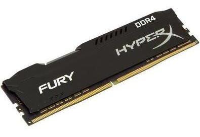 Memória Hyperx Fury, 8gb, 2400mhz, Ddr4