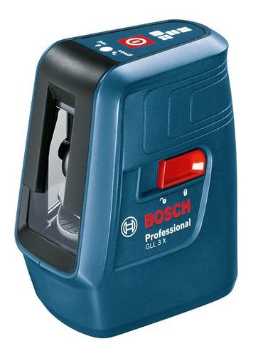 Imagem 1 de 1 de Nível Laser De Linhas Bosch Nivelox Maquifer