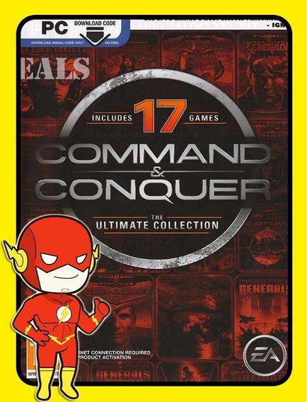 Command & Conquer Ultimate Pc - Origin Key (envio Flash)