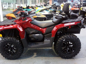 Outlander Max Xt 650 2018 Can Am Quadriciclo