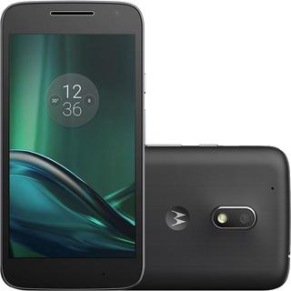 Celular Motorola Moto G4 Play 16gb Dual Xt1600 - Vitrine