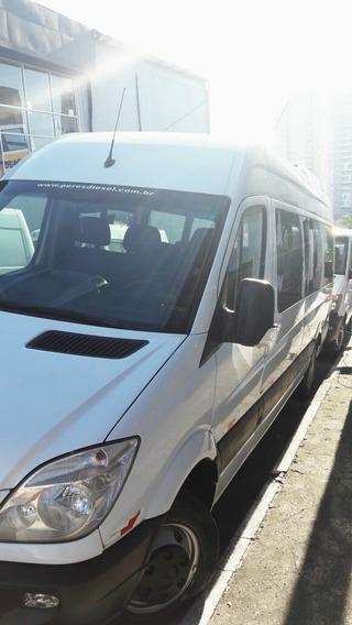 Sprinter Van 2.2 Cdi 515 Teto Alto 28 Lugares Escolar 2016